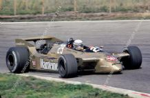 ARROWS A2 Riccardo Patrese F1 Dutch GP 1979